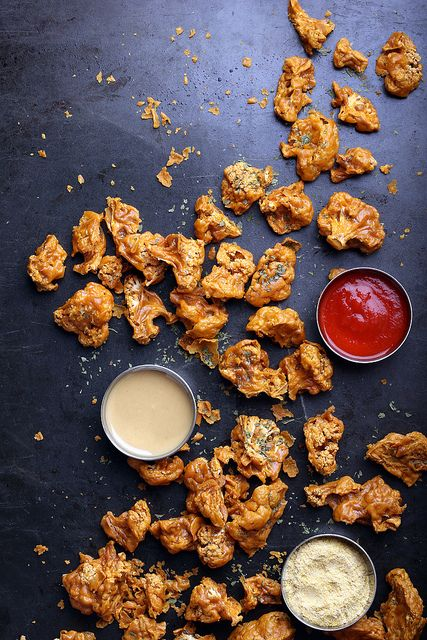 Cauliflower Jerky by Jeff and Erin's pics, via Flickr