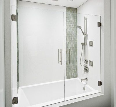 2. Tub and Shower