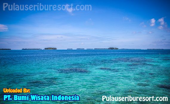 Berbagai Pulau di Kepulauan Seribu bisa menjadi lokasi wisata yang sangat…