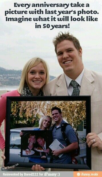 Cool thing to do for ur anniversarys...