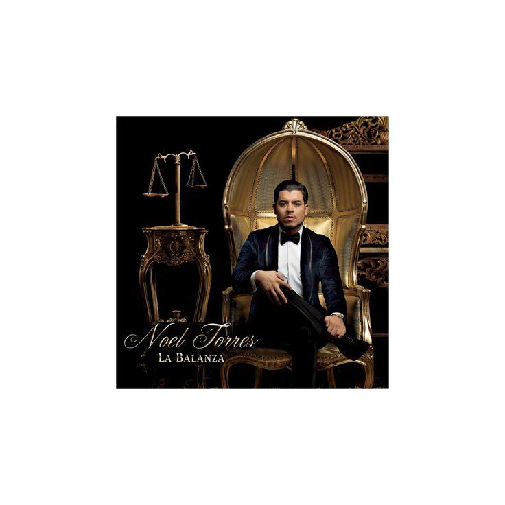 Noel torres - La balanza (CD)