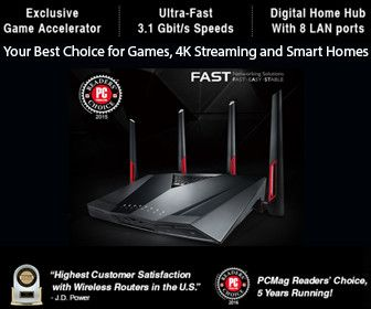 Fastest Wireless Router!