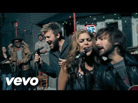 Lady Antebellum - Love Don't Live Here - YouTube