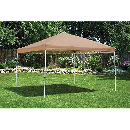 12x12 foot straightleg popup canopy