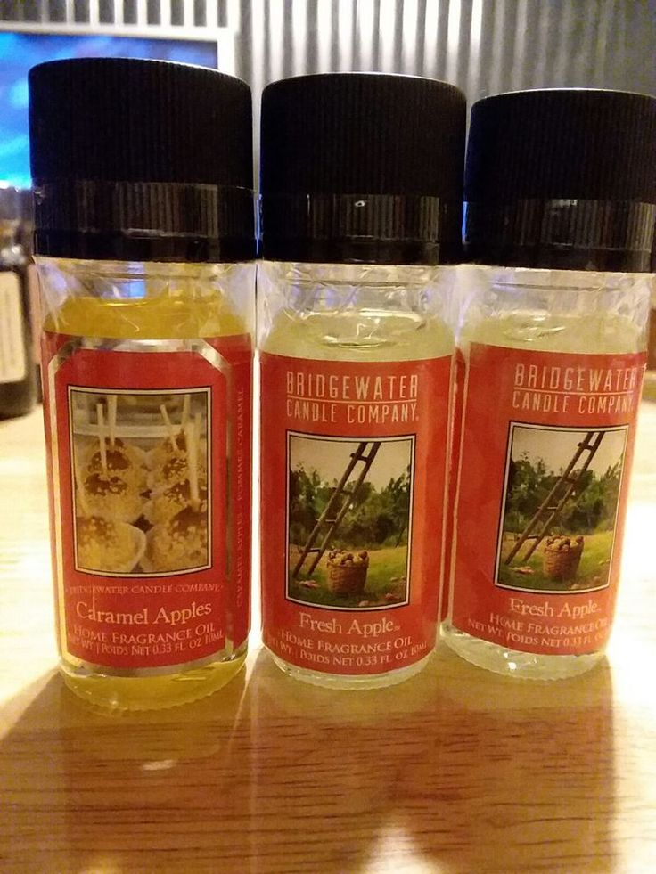 Bridgewater Candle Company Home Fragrance Oil Trio-C #BathBodyWorks