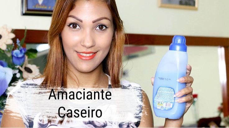 COMO FAZER AMACIANTE DE ROUPA CASEIRO COM 2 IGREDIENTES