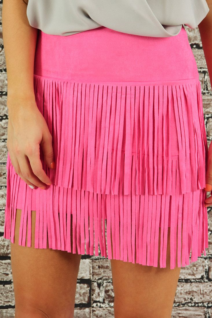 It's Party Time Skirt: Pink #shophopes