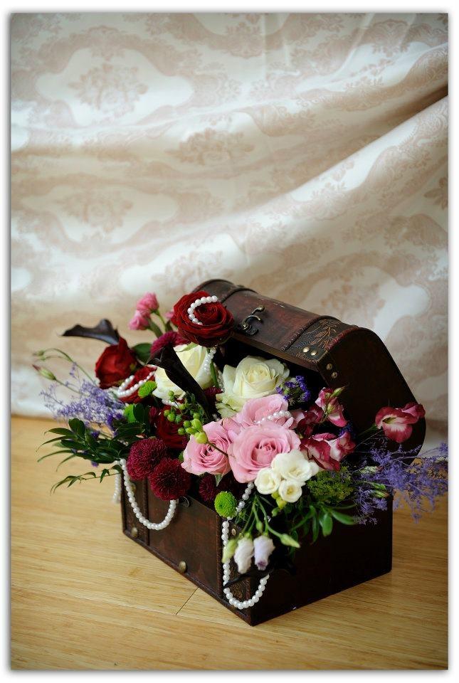 cufarul cu flori