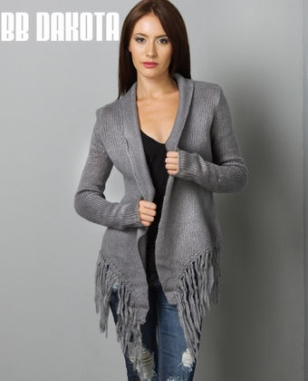 BB Dakota Barnum Sweater Wrap  Garage Clothing
