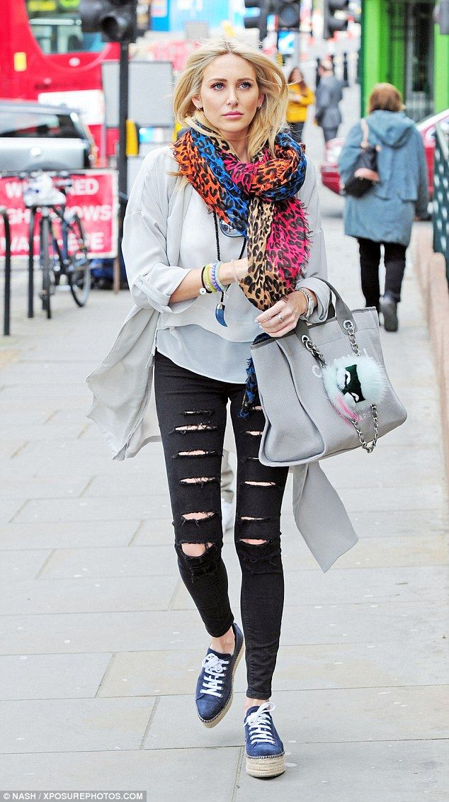 Made In Chelsea's Stephanie Pratt steps out after Lucy Watson feud