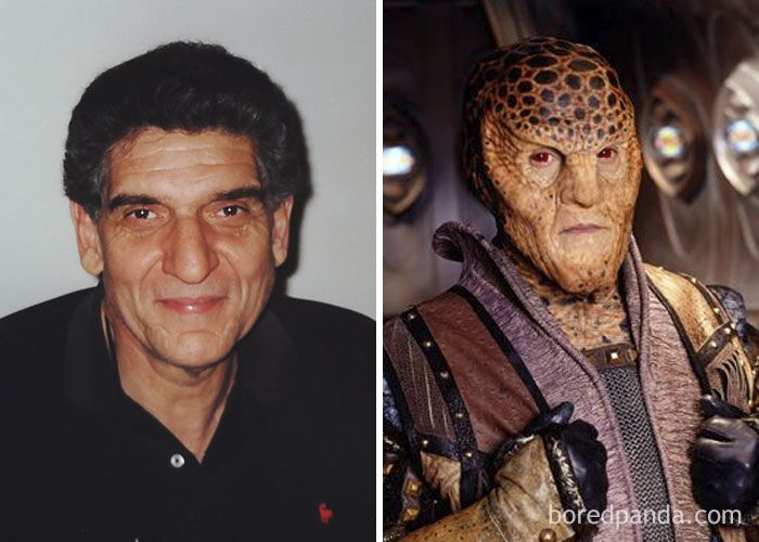 Andreas Katsulas - G'kar (Babylon 5)