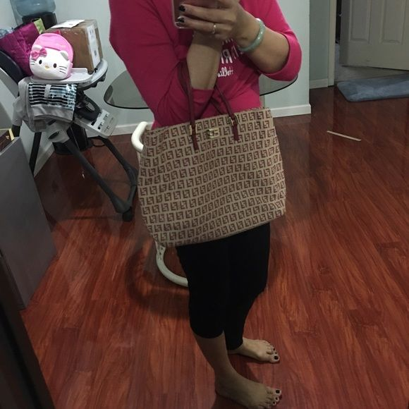 additional pics of fendi like new FENDI Bags Shoulder Bags