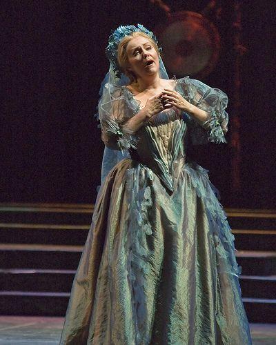 Norma Opera   Brenda Harris in Norma, courtesy Michigan Opera Theatre