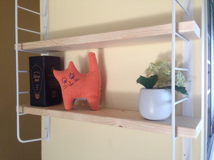 平安伸銅 シェルフフレーム でキッチン収納棚をdiy Sumai 日刊住まい 収納棚 インテリア 収納 棚