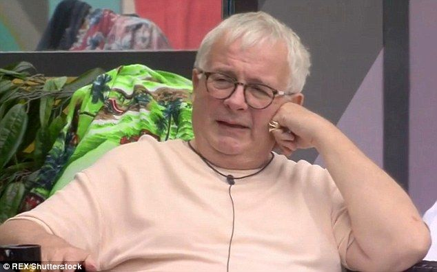 Evicted: Christopher Biggins has been removed from the Celebrity Big Brother…