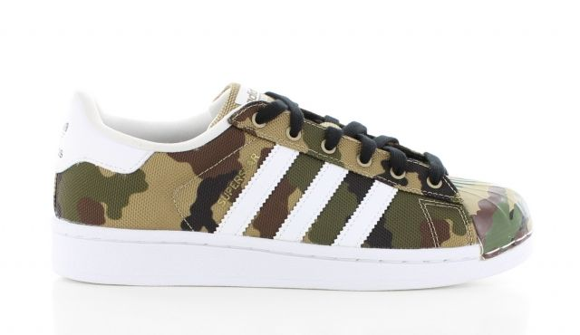 Adidas Superstar Camo GS