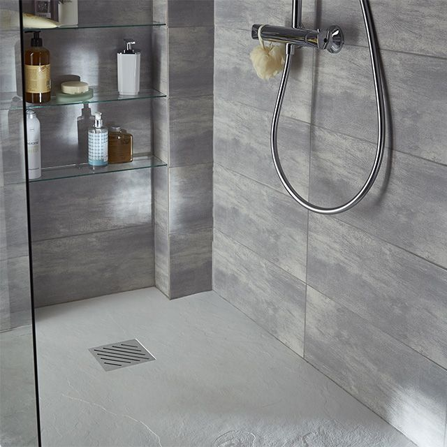 Best 25 carrelage gris clair ideas on pinterest salles for Carrelage sol salle de bain gris clair