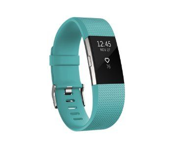 Fitbit Charge 2 Heart Rate + Fitness Wristband, Teal, Small http://www.recumbentbikely.com/