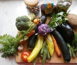 Recept Cuketové sabdží od Libuse Chvapilova - Recept z kategorie Hlavní jídla - vegetariánská