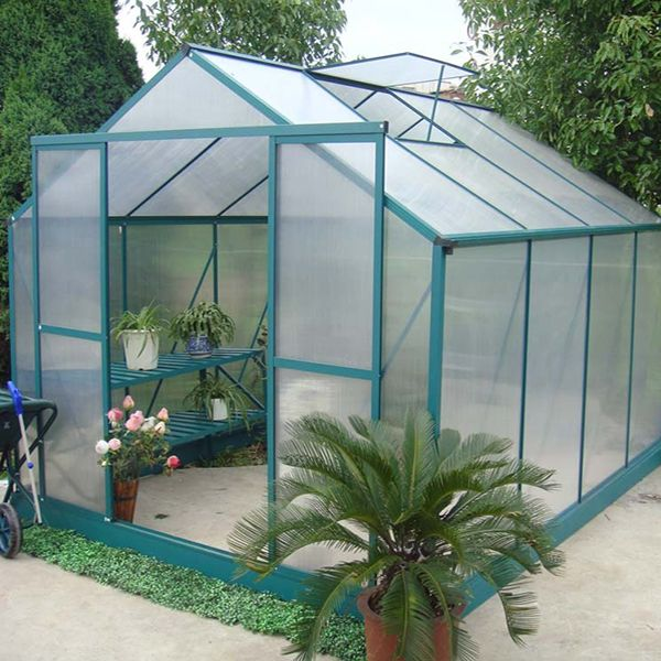 26 best serres images on pinterest | greenhouses, diy greenhouse