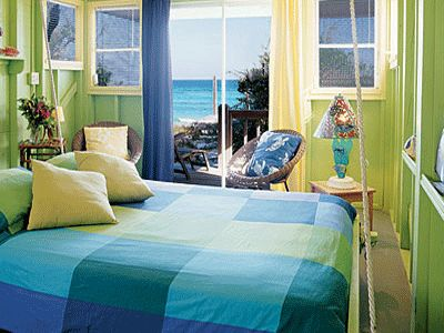 Several Pics Of Blue Green Bedrooms Home Decor