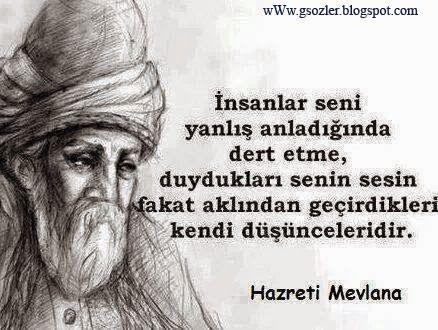En Güzel Mevlana Sözleri - ..::Hit Sözler::..