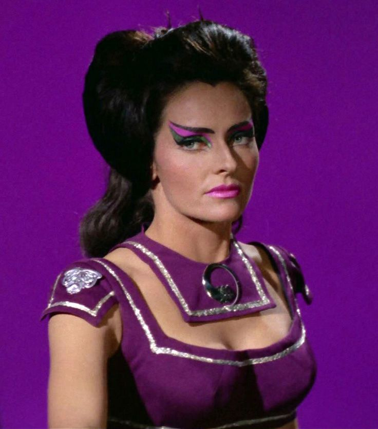 Lee Meriwether on Star Trek