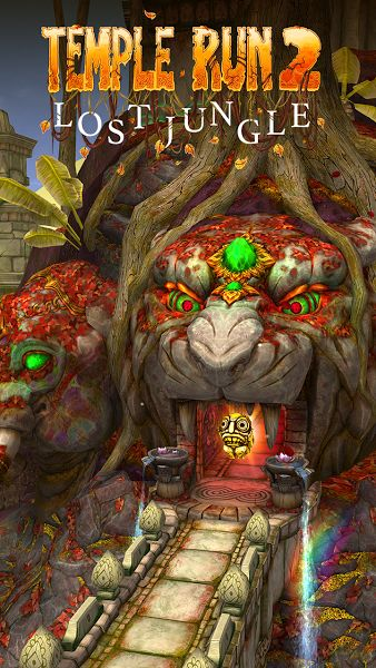 Temple Run 2 v1.39.3 [Mod Money/Unlocked]   Temple Run 2 v1.39.3 [Mod Money/Unlocked]Requirements:Android 2.3.2Overview:With over a zillion downloads Temple Run redefined mobile gaming. Now get more of the exhilarating running jumping turning and sliding you love in Temple Run 2!  Navigate perilous cliffs zip lines mines and forests as you try to escape with the cursed idol. How far can you run?!  FEATURES   Beautiful new graphics  Gorgeous new organic environments  New obstacles  More…