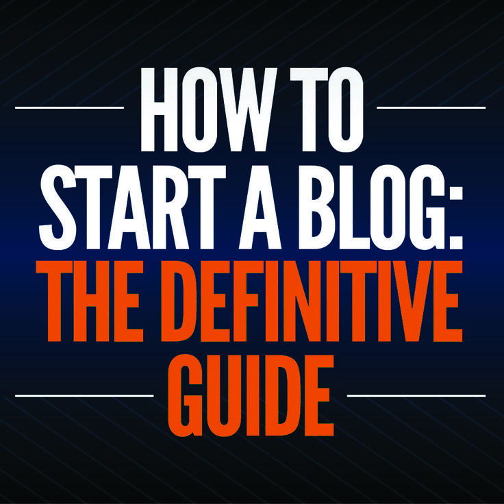 how-to-start-a-blog-guide