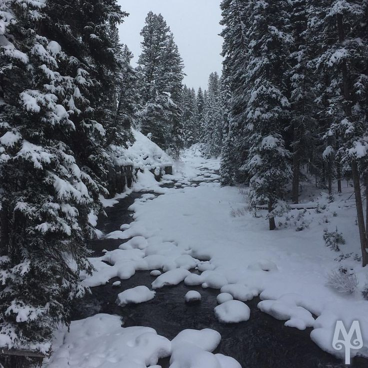 Experience a Winter wonderland along the Ousel Falls trail, right in Big Sky, Montana. The trail is easy and rewards you with some spectacular ice sculptures and frozen waterfalls along the way. Explore hiking in southwest Montana: https://montana-treasures.com/pages/hike-montana