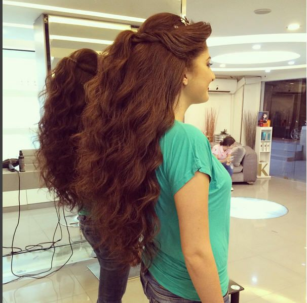 Pin by Preksha Pujara on Medium Length, Dense, Thick Hair