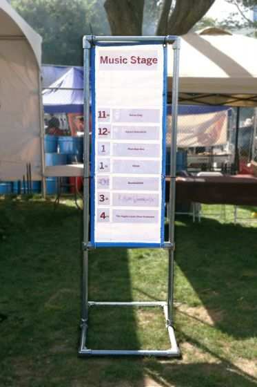 PVC Sign Holder | Beauty Expo Ideas | Pinterest | Projects ...