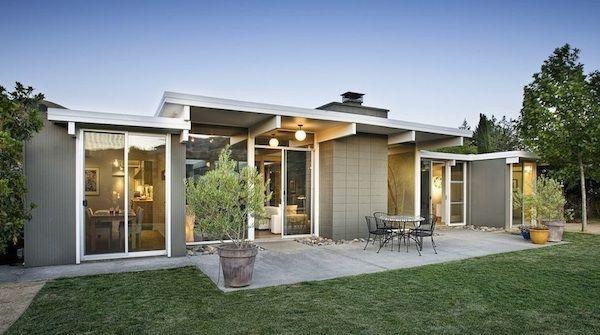 52 best rummer eichler mid century modern homes images for Joseph eichler houses