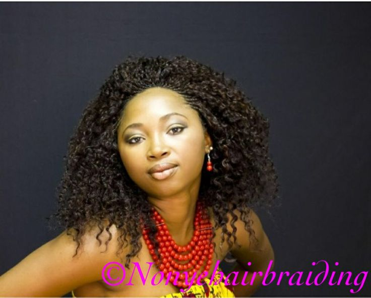 Braids With Human Hair Styles: Tree Braids With Afro Human Hair