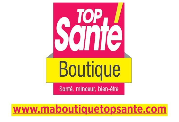 Avec votre Boutique Top Santé, trouvez les meilleurs produits minceur, beauté, bien-être et santé ! De vrais bons plans à ne pas manquer ! http://www.maboutiquetopsante.com