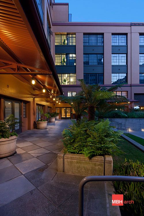 Embarcadero Lofts /// MBH Architects Is A Full Service Architecture Firm  Headquartered In The San Francisco Bay Area. We Specialize In Retail,  Restaurant, ...