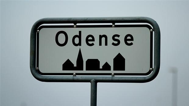Odense City w Region Syddanmark