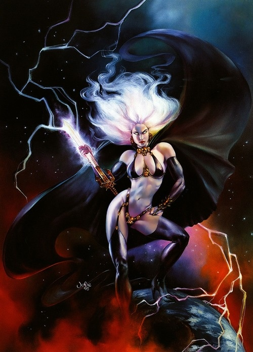 Lady Death byJulie Bell