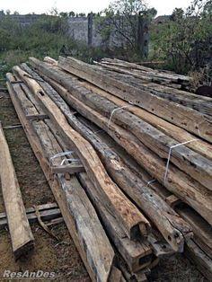 alte Eichenbalken kaufen Eichenholz Resandes
