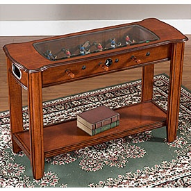 102 best foosball tables images on pinterest toys card tables and i think this is super clever and its at big lots watchthetrailerfo