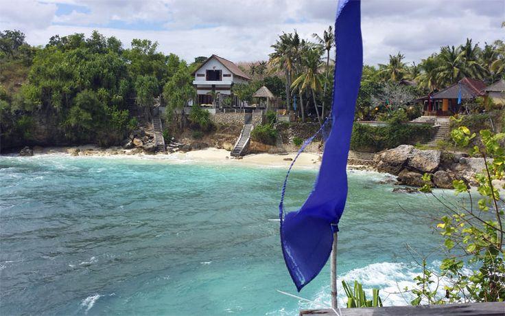 Ontdek Nusa Lembongan, een klein pareltje en tropisch paradijsje vlak voor de kust van Bali!