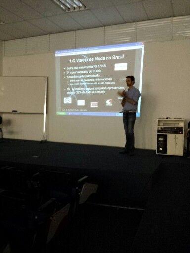 O impacto das marcas internacionais no varejo brasileiro.  Rodolpho Freitas