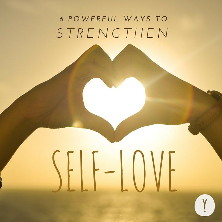Maintaining self-love is often easier said than done. While yoga is all about loving yourself, there are lots of other ways you make loving yourself feel more natural — even in tougher times. Here are just six ideas.