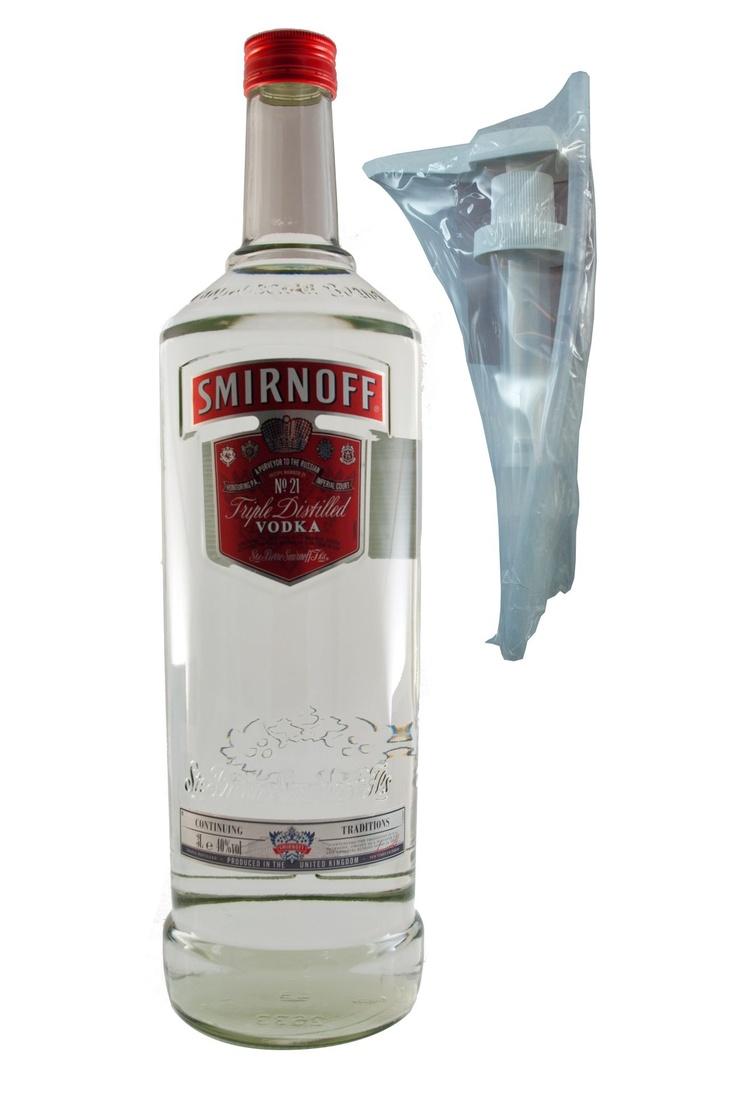 smirnoff 3 liter flasche mit pumpe 40 vol 3l spirits pinterest shops smirnoff and vodka. Black Bedroom Furniture Sets. Home Design Ideas