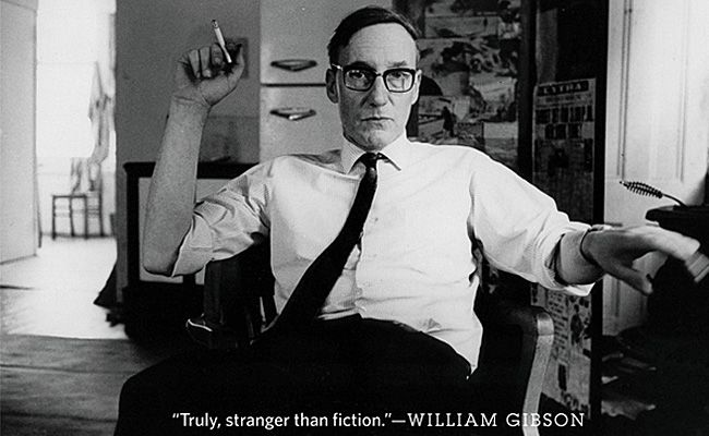 William S. Burroughs' Ugly Spirit, Resurrected