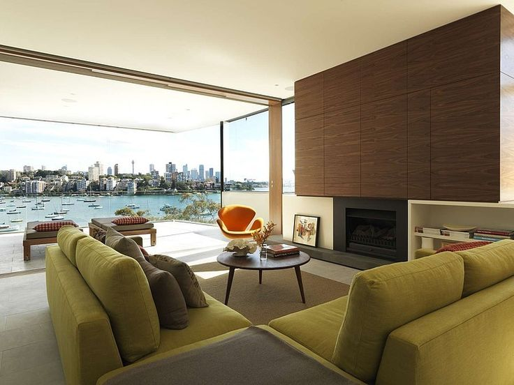 Harbourside Apartments by Andrew Burges Architects | HomeAdore