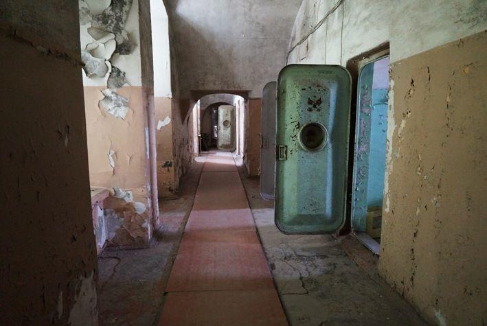 Vankila suljettiin vuonna 2002, mutta sen sairaalaosasto jatkoi käytössä aina…