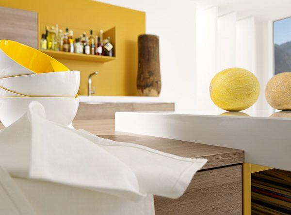 22 best Colourful kitchen design ideas images on Pinterest Alno - alno küchen grifflos