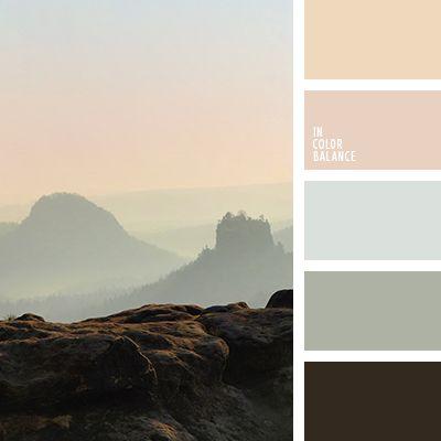 Цветовая палитра №2957 | IN COLOR BALANCE