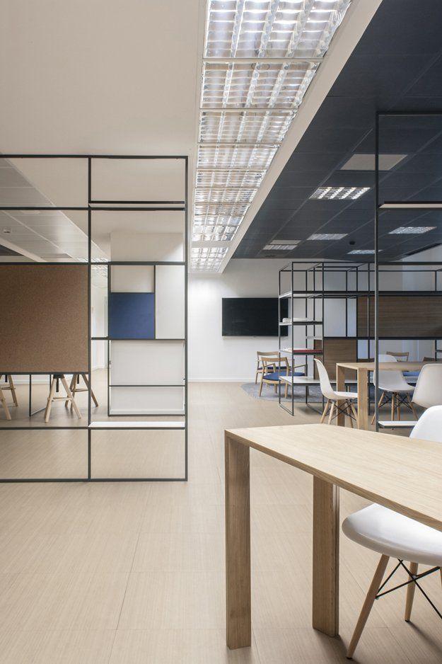 Deamicisarchitetti design caf spazi ufficio spazi di for Arredamento lavoro